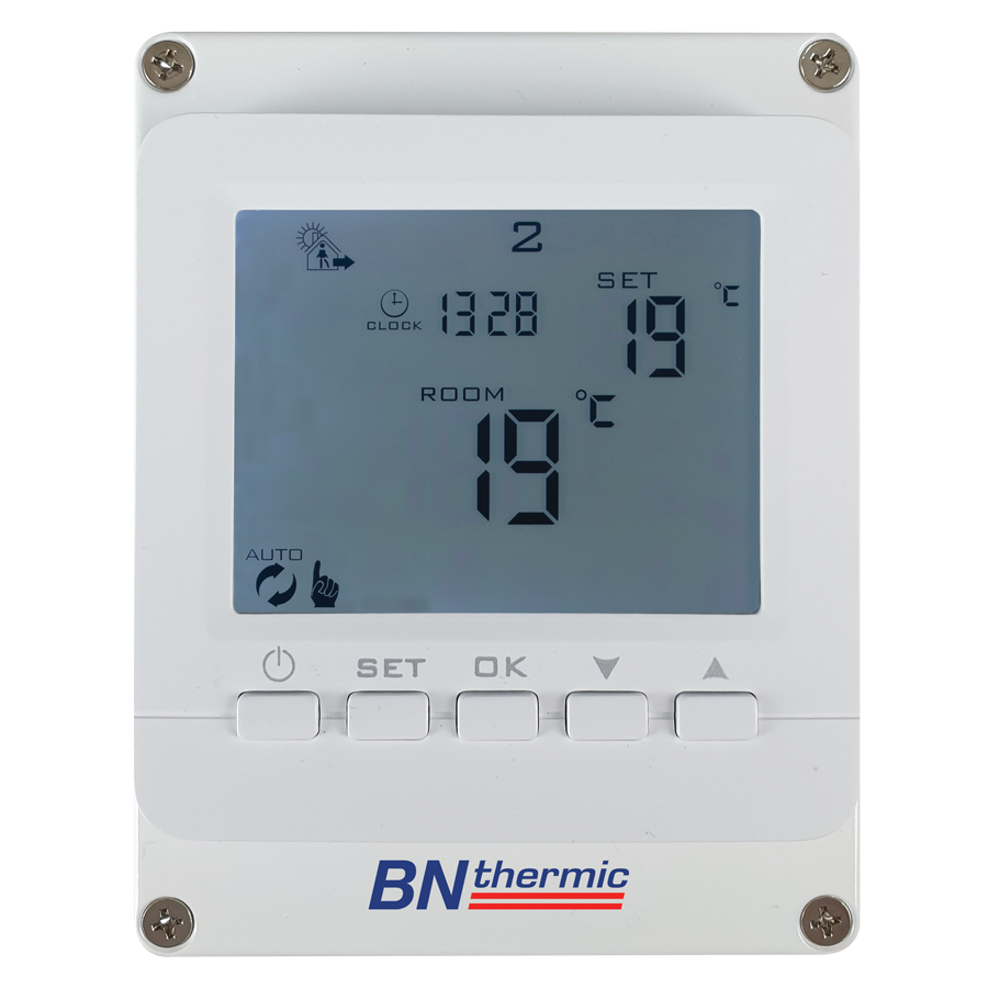 Commercial Heating Controls